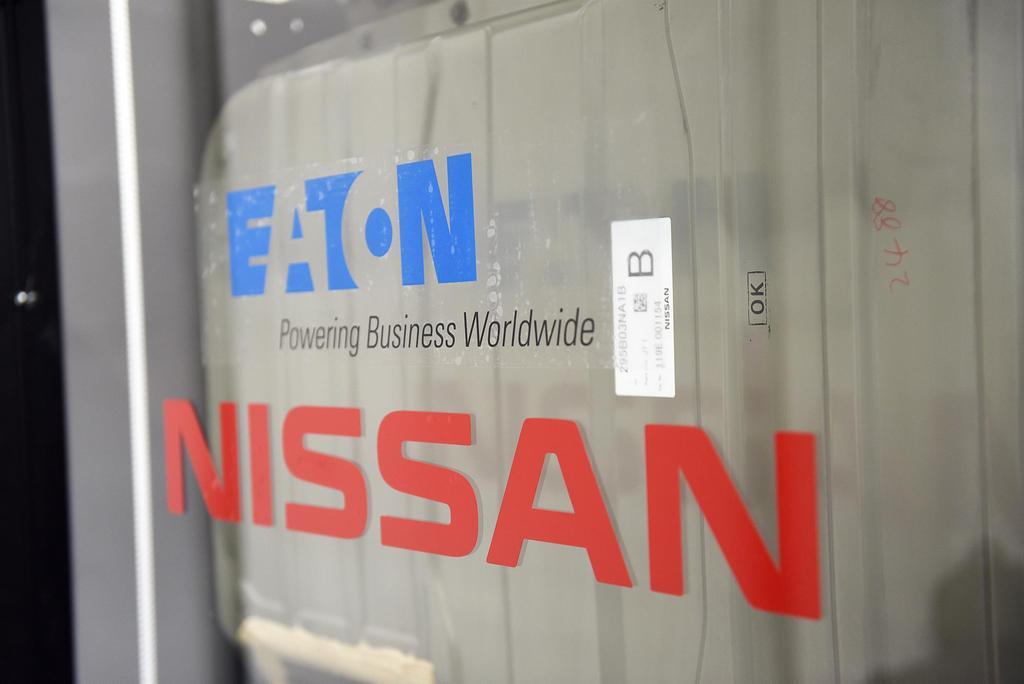 Nissan e Eaton