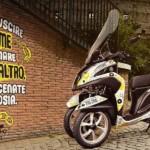 Zig Zag Scooter Sharing Roma Yamaha Tricity