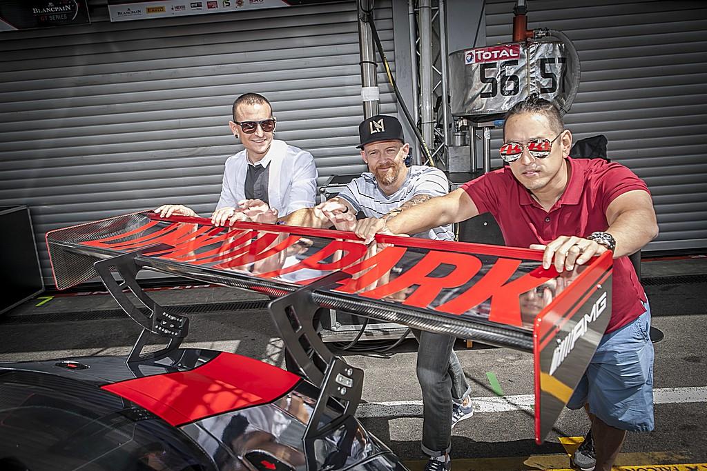 AMG GT3 Linkin Park 9