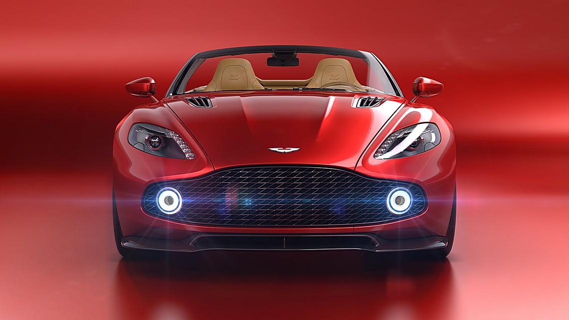 Aston Martin Vanquish Zagato Volante 3