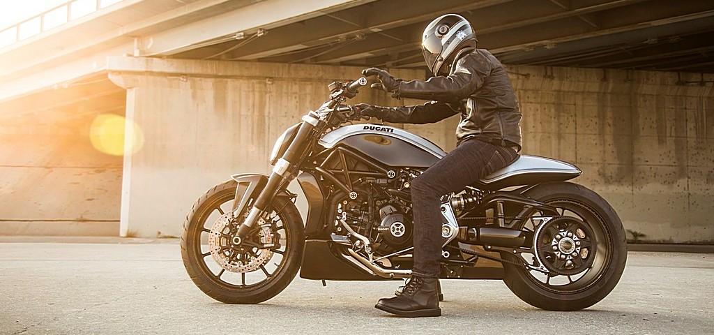 Ducati XDiavel Roland Sands 9