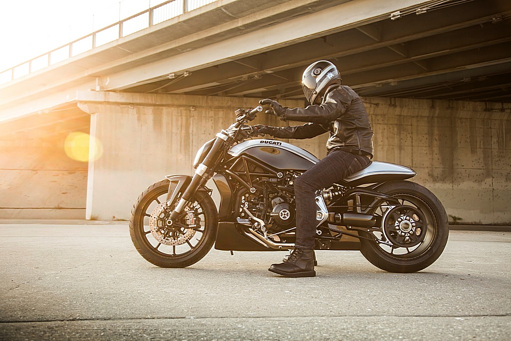 Ducati XDiavel Roland Sands 9