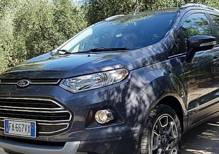 Ford Ecosport MY17 la nostra prova 31