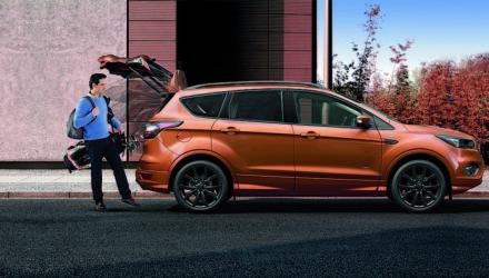 Ford Kuga ST-Line Lato