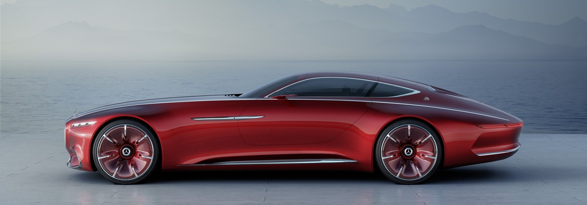 Mercedes Maybach 6 Concept 18