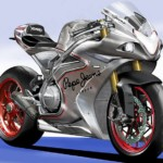 Norton Superbike Sketch