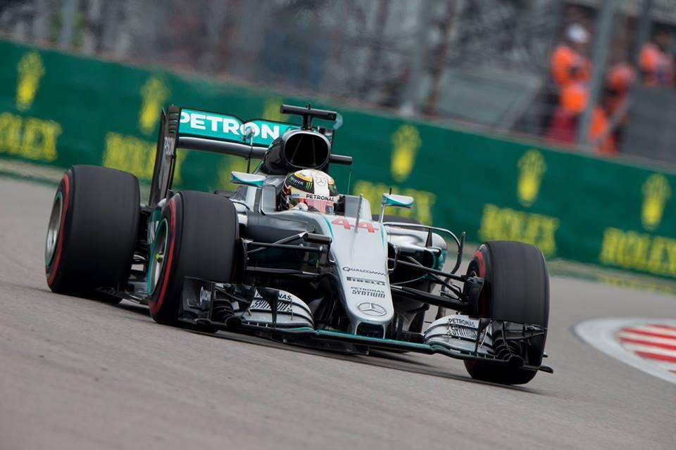 Mercedes GOMB Monza F1 2