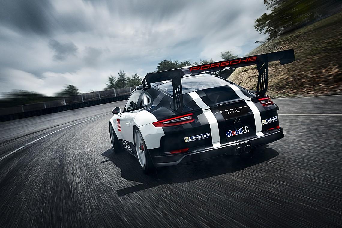 Porsche 911 GT3 CUP 4