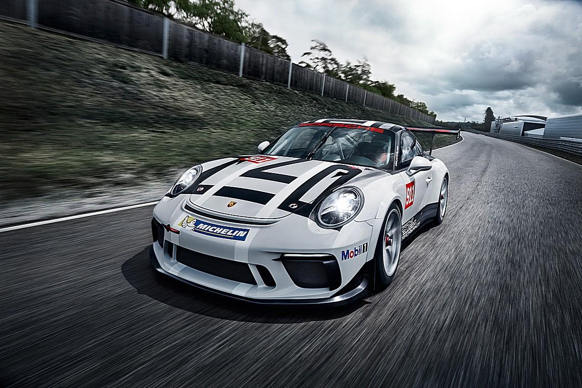 Porsche 911 GT3 CUP 5