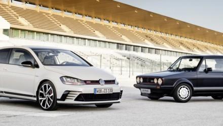 Volkswagen Golf GTI 40 Anni