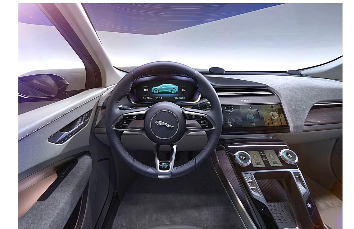 Jaguar I-PACE Concept 24