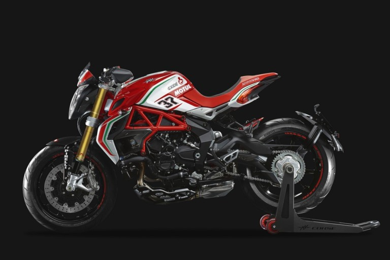 2018 MV Agusta Brutale 800 RC First Look - Cycle News