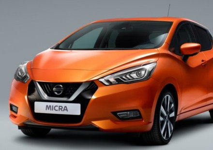 Nissan Micra Intelligent Get e GO