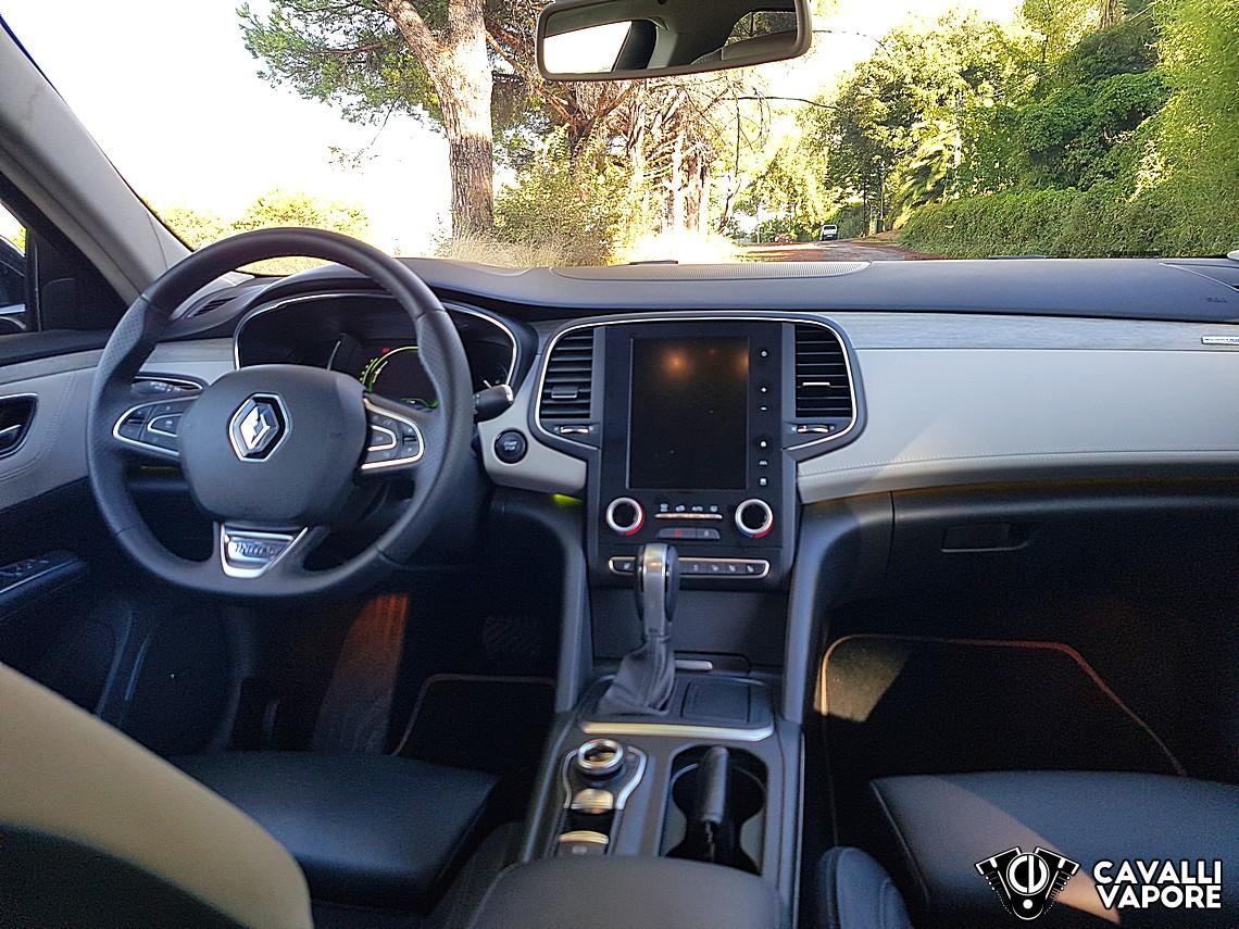 Renault Talisman Prova su strada 15