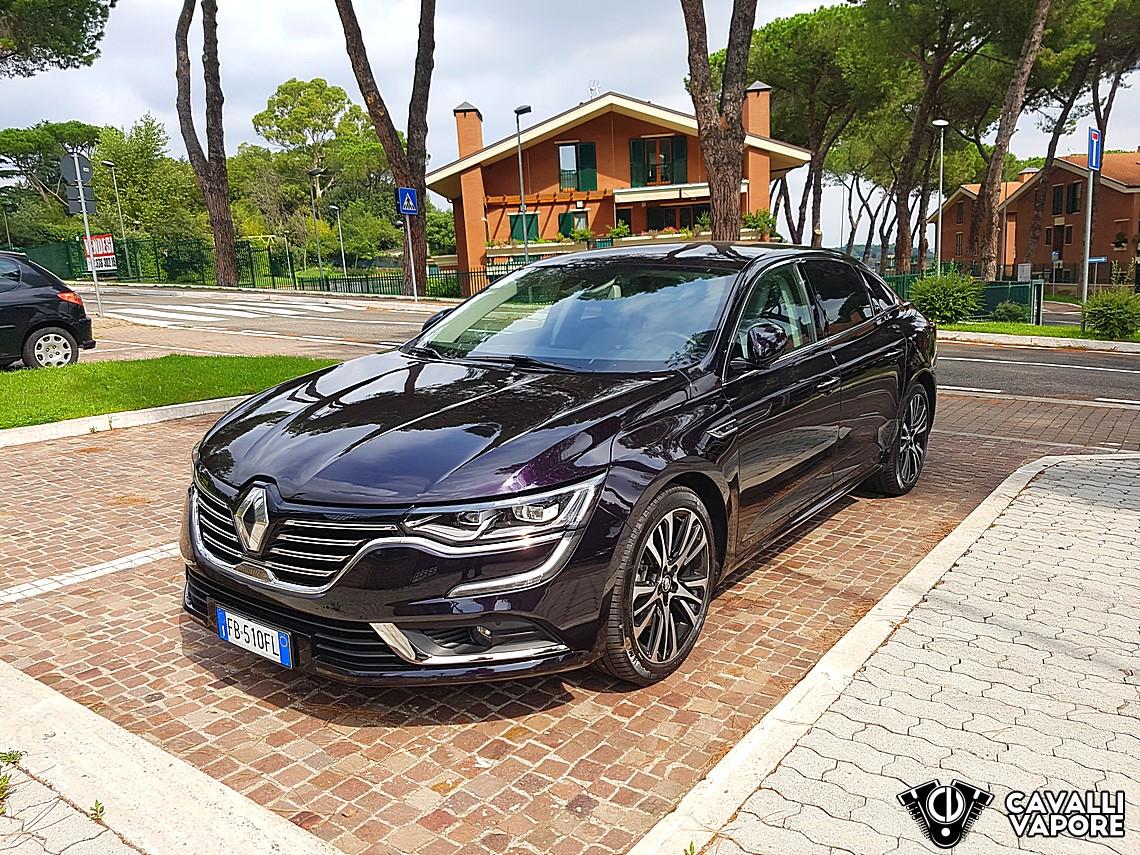 Renault Talisman Prova su strada 20