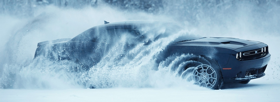 Dodge Challenger GT AWD Drift
