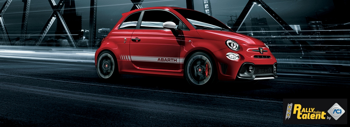 Abarth Rally Talent Italia