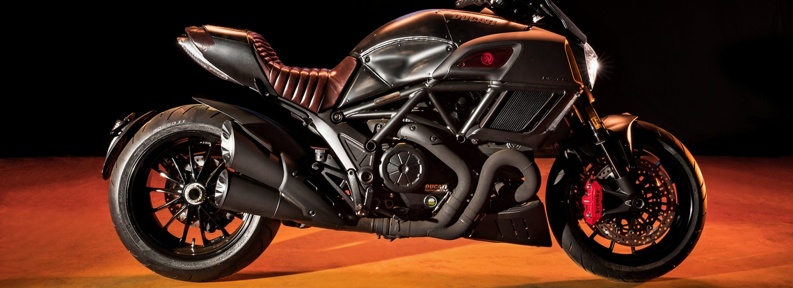 Ducati Diavel Diesel 7