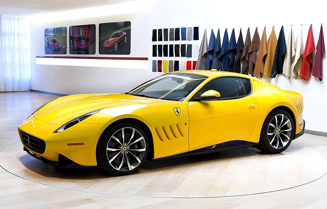 Ferrari SP 275 rw competizione Tre Quarti Anteriore