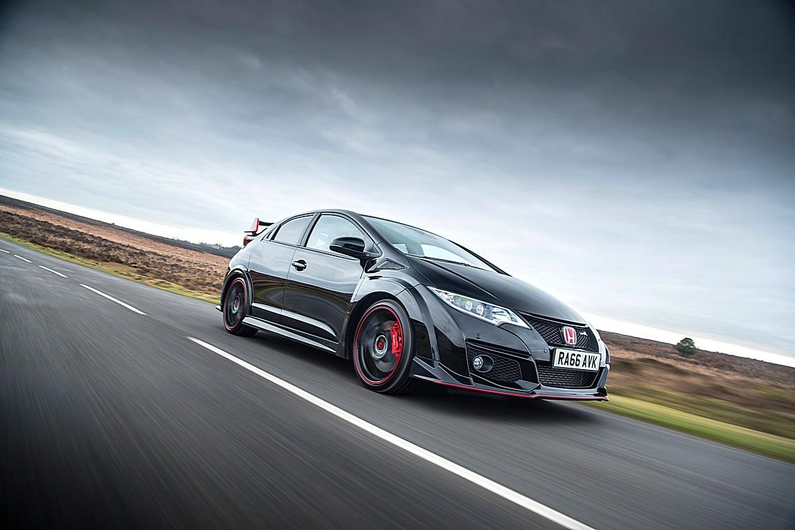 Honda Ciciv Type R Black Edition