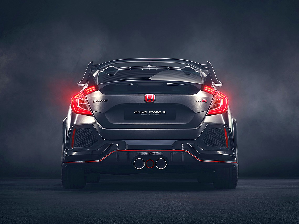 Honda Civic Type R New 2