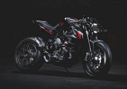 MV Agusta Blackout
