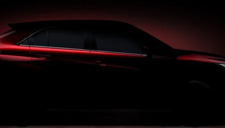 Mitsubishi SUV Ginevra 2017 Teaser