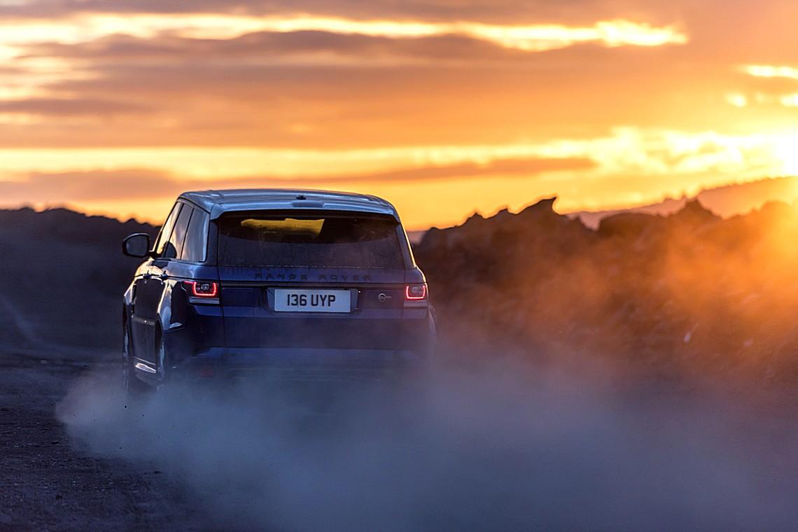 Range Rover Sport SVR 9