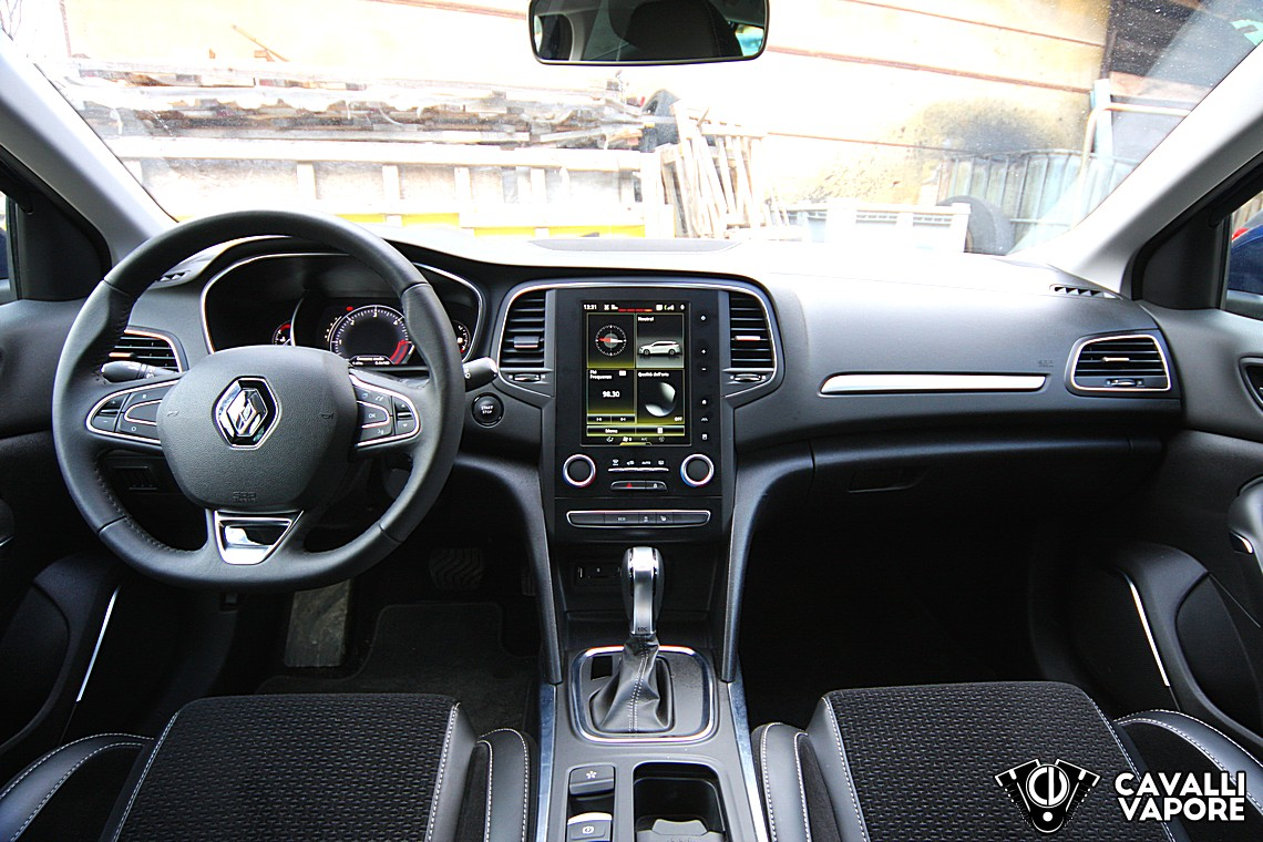 Renault Megane Sporter Intens Prova su Strada 27