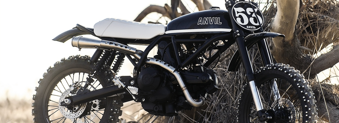 Scrambler RT Anvil