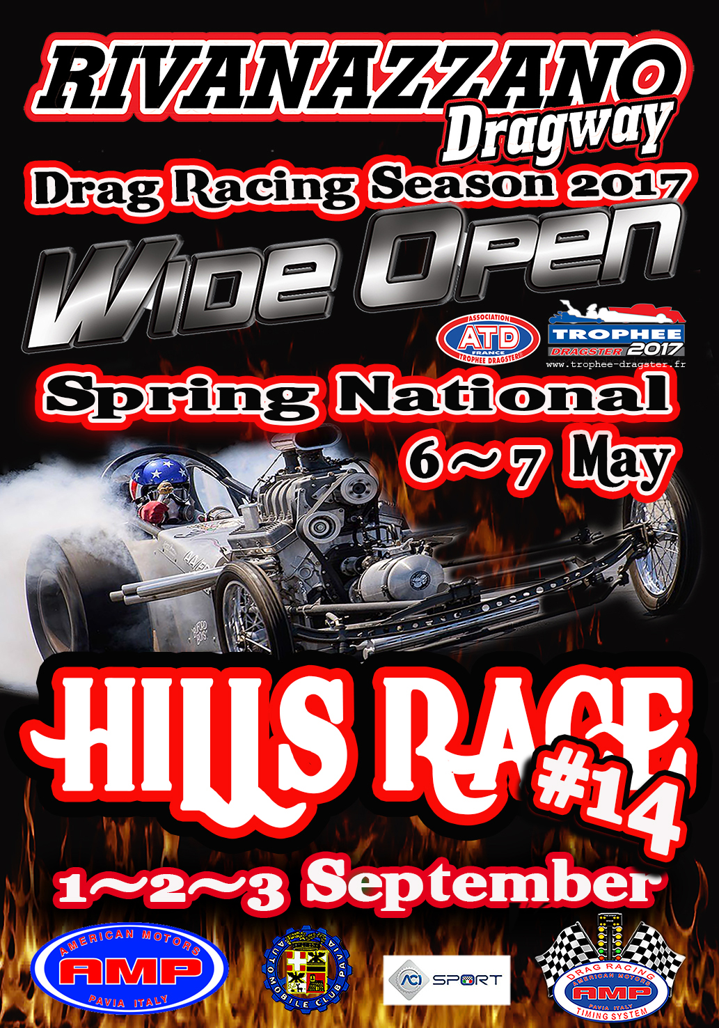 Spring Nationale e Hills Race