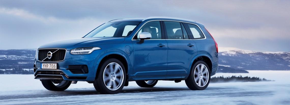 Volvo 20 anni di AWD