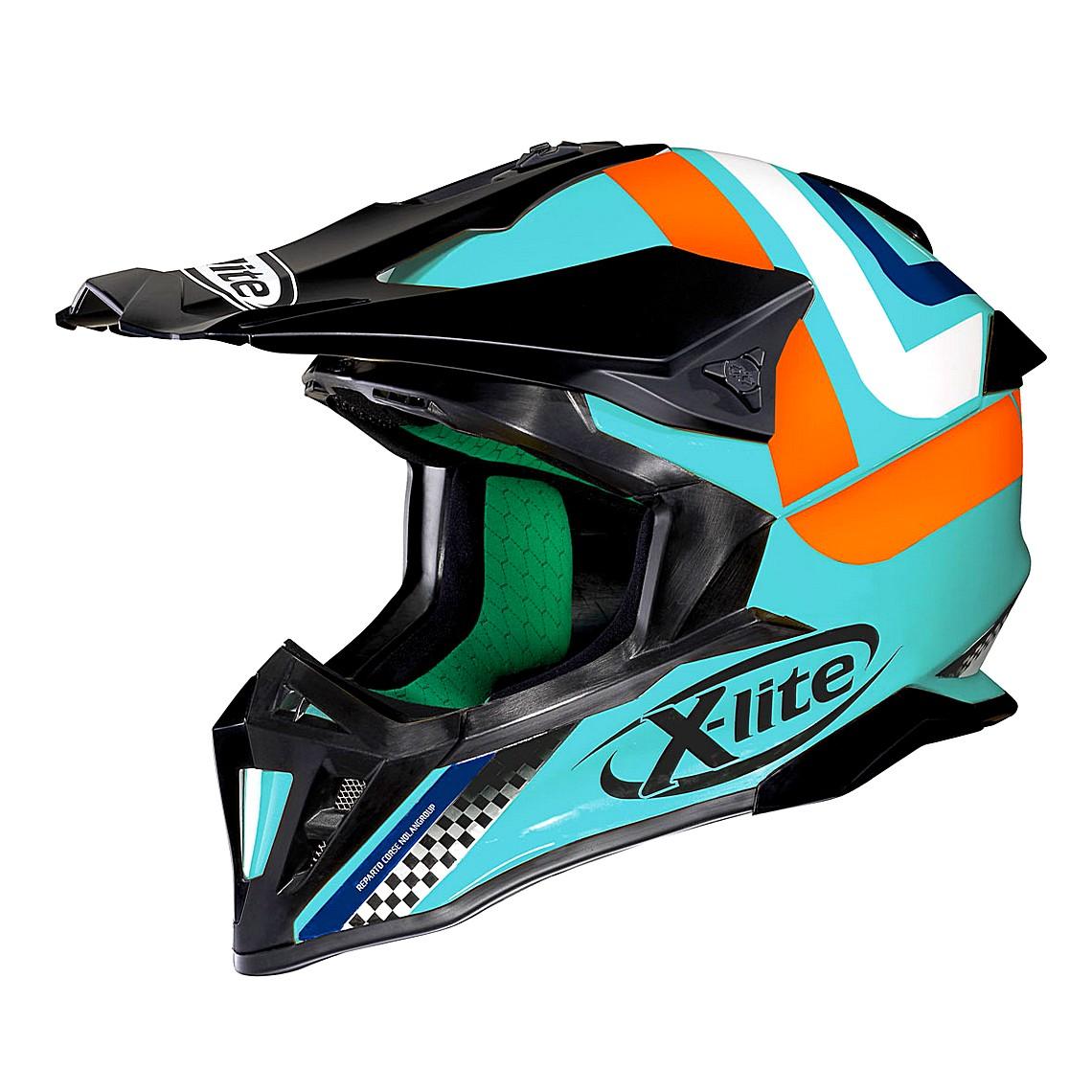 X-Lite X-502 BEST TRICK Aquamarine