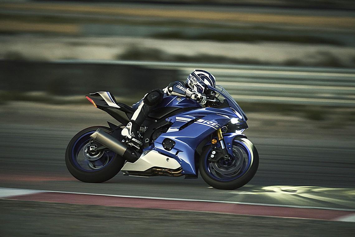 Yamaha R6 MY17