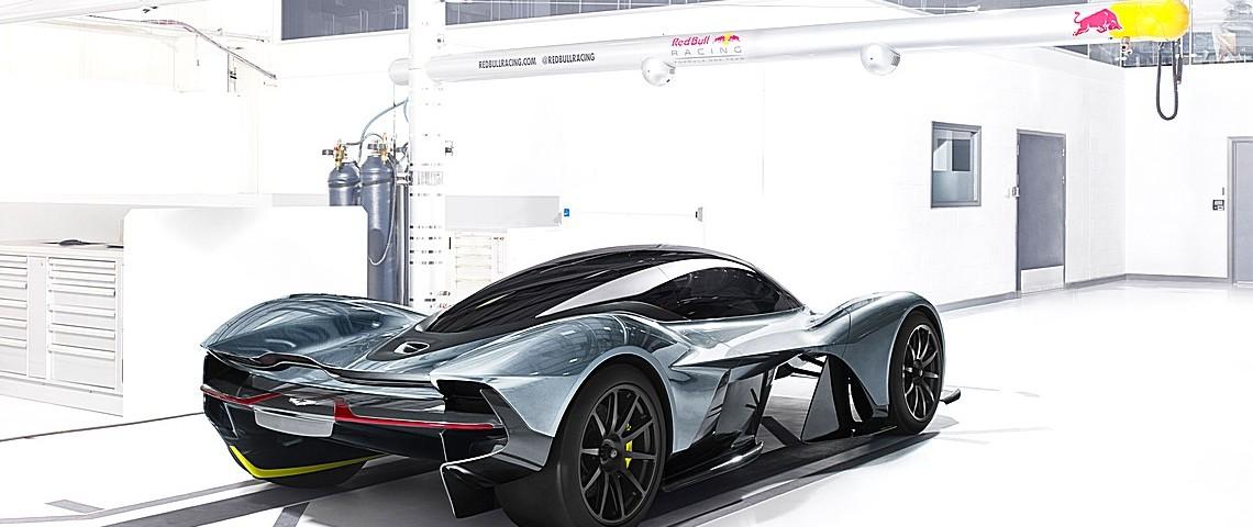 Aston Martin Ginevra 2017 1