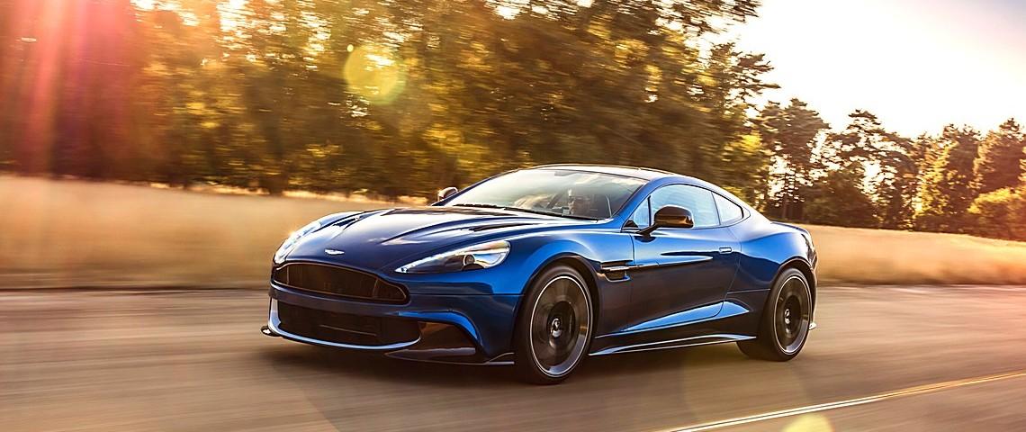 Aston Martin Ginevra 2017 19