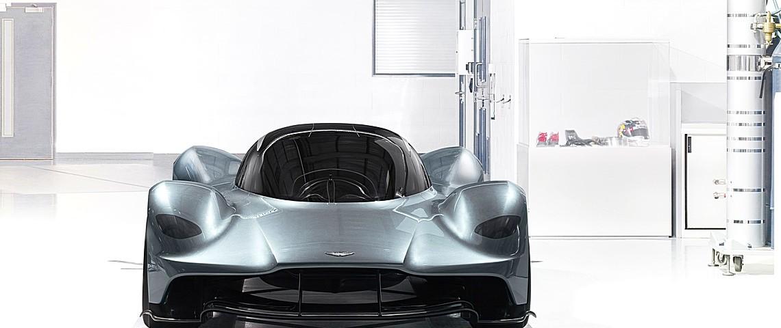 Aston Martin Ginevra 2017 2