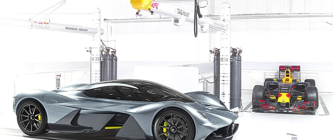Aston Martin Ginevra 2017 3