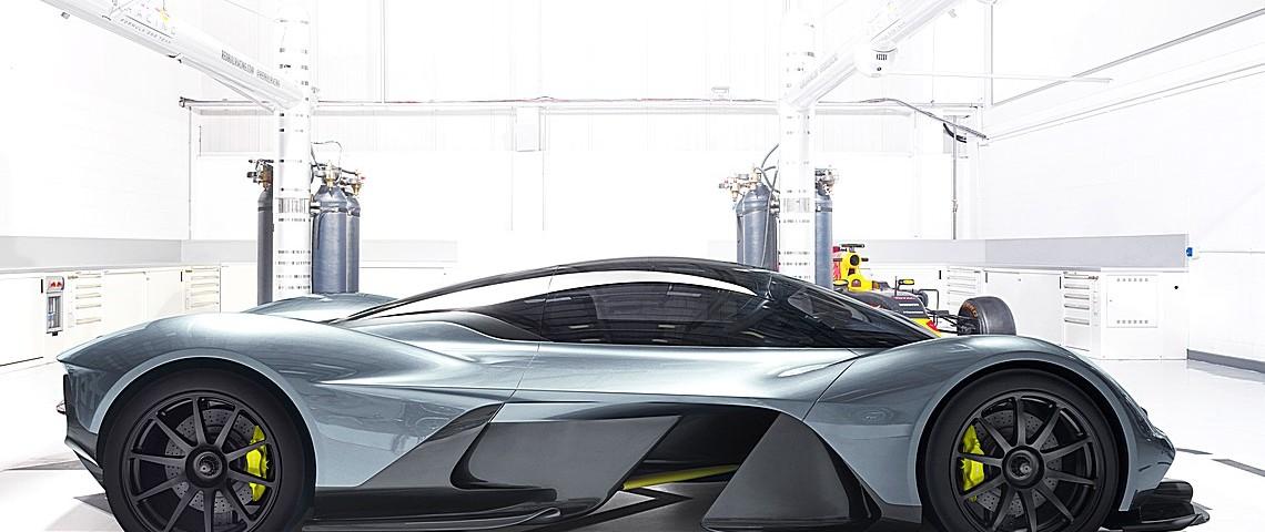 Aston Martin Ginevra 2017 4