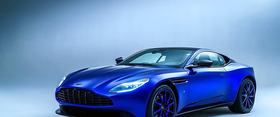 Aston Martin Ginevra 2017 5