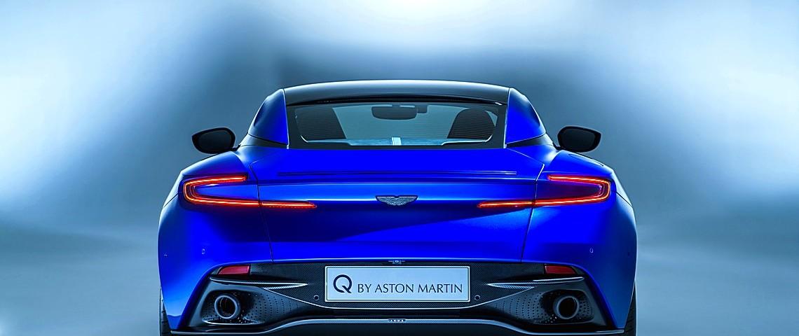 Aston Martin Ginevra 2017 6