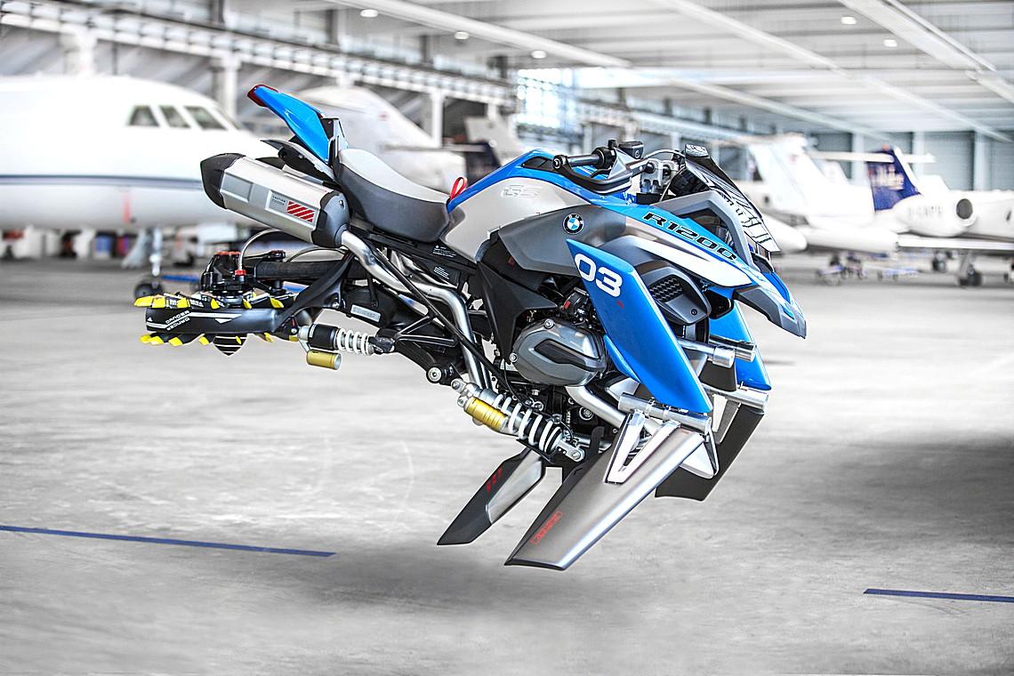 LEGO Technic Hover Ride Lato