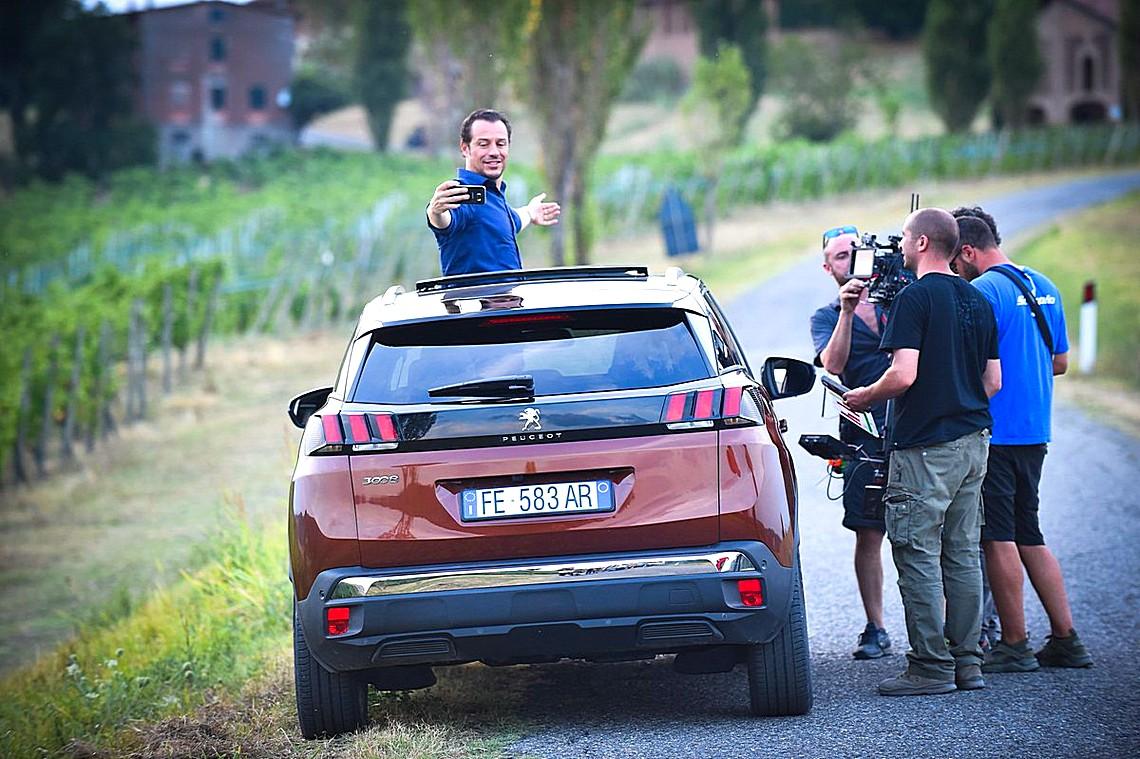 Peugeot SensationDriver Accorsi 2