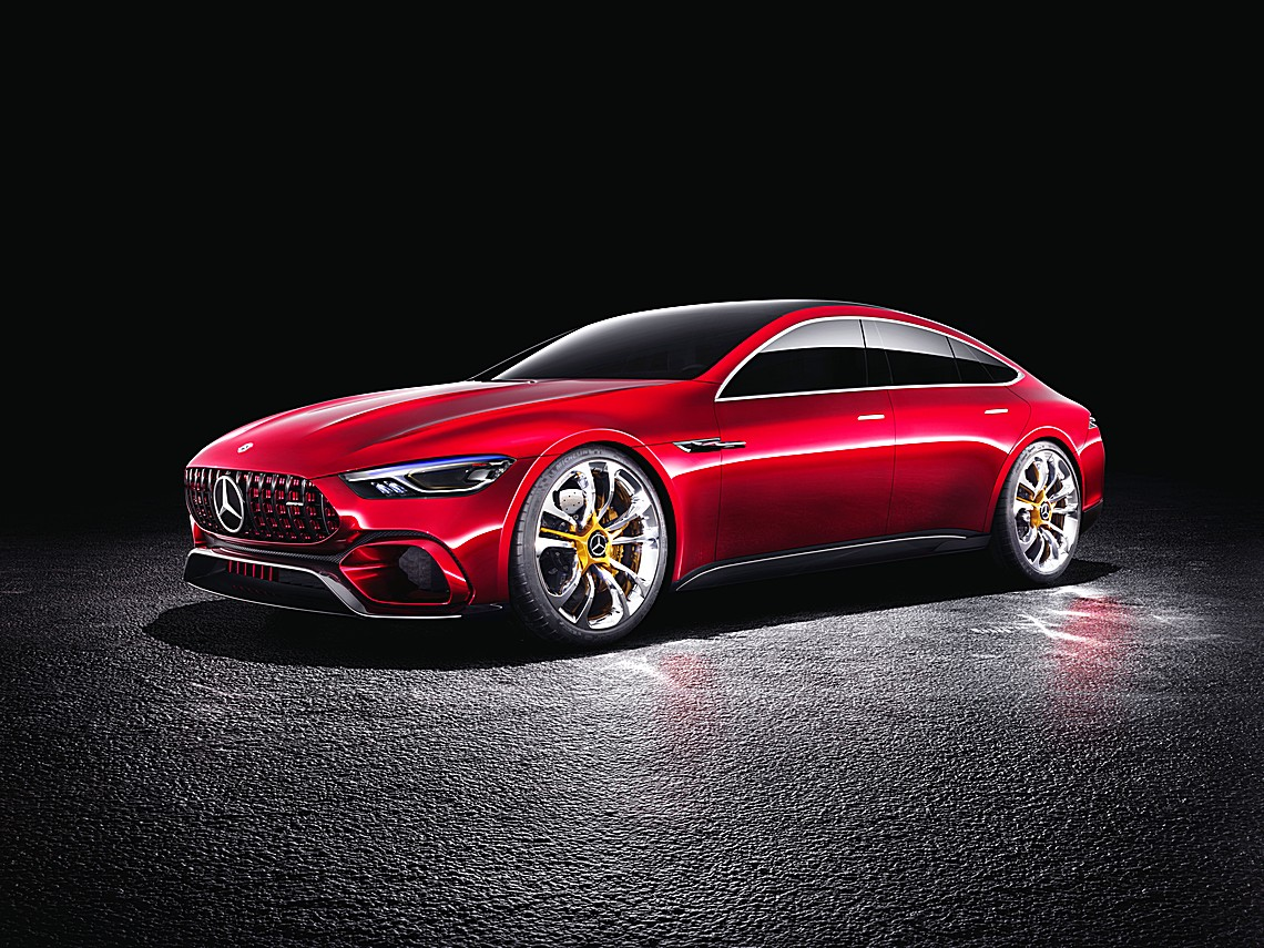 amg gt concept classe e velocit a 4 porte cavalli vapore. Black Bedroom Furniture Sets. Home Design Ideas