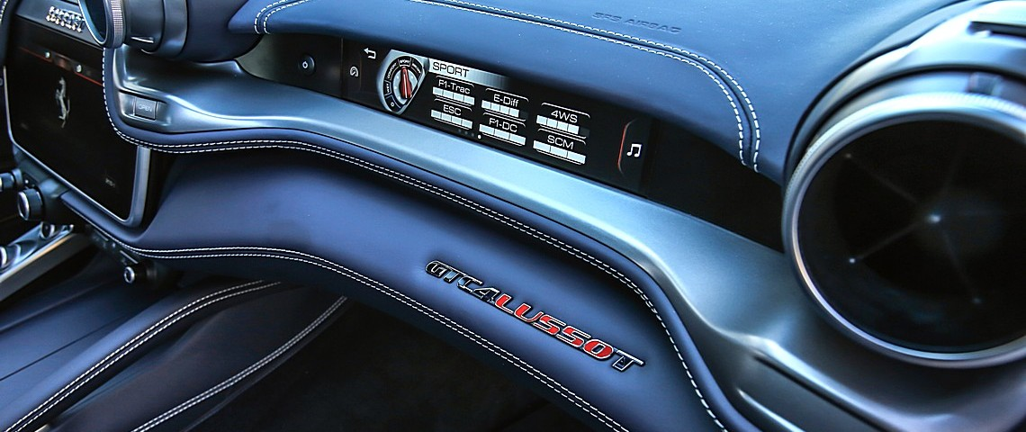Ferrrari GT4Lusso T 2