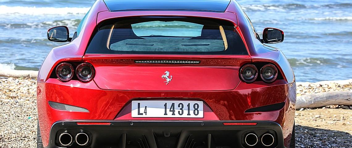 Ferrrari GT4Lusso T 27