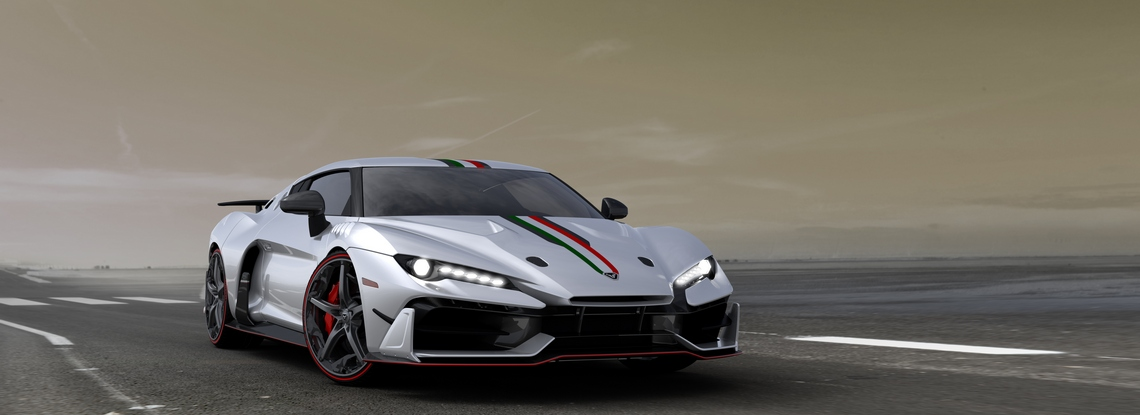 Italdesign Automobile Speciale