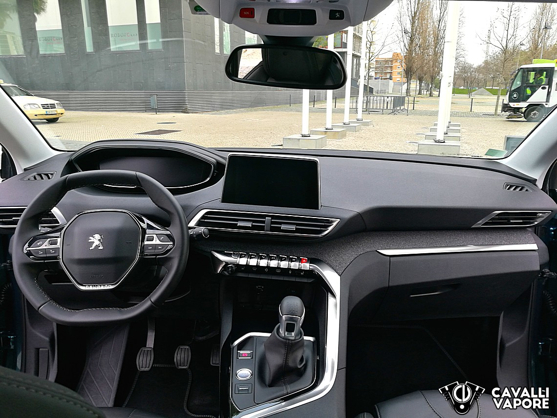 Peugeot 5008 Interni