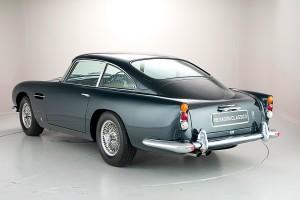 Aston Martin DB5: in vendita lauto del principe Sadruddin