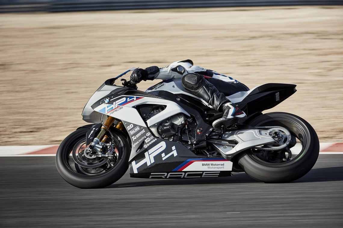BMW HP4 Race 2
